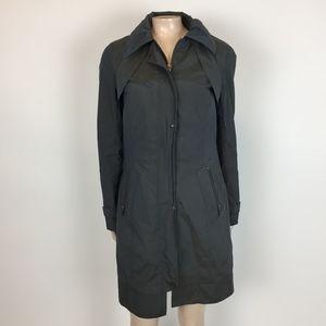 Cole Haan Women's Trench Jacket XS Coat T3-32